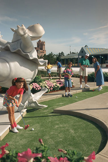 Fantasia Gardens and Fairways Miniature Golf